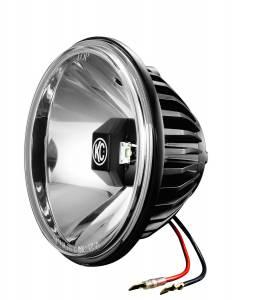 "KC HiLiTES - KC HiLiTES 6"" Gravity LED Insert Pair Pack System - KC #42134 (Spot Beam) 42134 - Image 3"