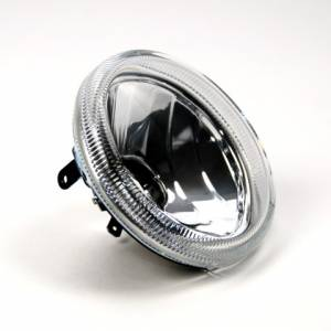 "KC HiLiTES - KC HiLiTES 4"" Rally 400 Lens/Reflector for Spread Beam - KC #4218 4218 - Image 1"