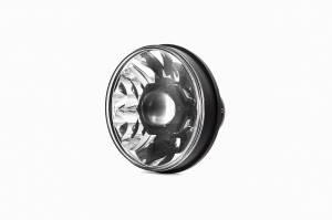 "KC HiLiTES - KC HiLiTES Gravity LED Pro 7"" Single Headlight for Jeep JK 2007-2018 - DOT Compliant 4234 - Image 2"