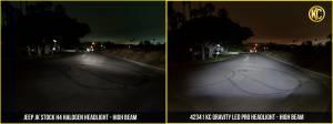 """KC HiLiTES - KC HiLiTES Gravity LED Pro 7"""" Headlight DOT Jeep JK 07-18 Pair Pack System - KC #42341 42341 - Image 11"""