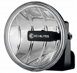 KC HiLiTES - KC HiLiTES Gravity LED G4 Fog Light Pair Pack - KC #493 (Street Legal Fog Beam) 493 - Image 4