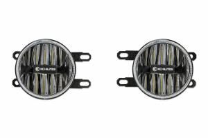 KC HiLiTES - KC HiLiTES Gravity LED G4 Toyota Tacoma 12-18 Amber LED Fog Pair Pack System - #501 501 - Image 1