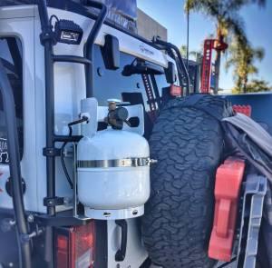 """KC HiLiTES - KC HiLiTES 2"""" C-Series C2 LED Backup Area Flood Light System - #519 519 - Image 18"""