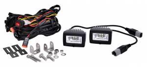 """KC HiLiTES - KC HiLiTES 2"""" C-Series C2 LED Backup Area Flood Light System - #519 519 - Image 19"""