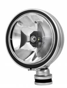 "KC HiLiTES - KC HiLiTES 6"" Daylighter with Gravity LED G6 Spot Beam Black Pair Pack - #651 651 - Image 3"