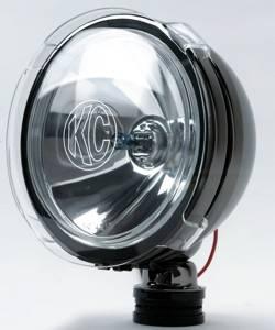 "KC HiLiTES - KC HiLiTES 6"" LiteShield Acrylic Cover - KC #7207 (Clear) 7207 - Image 1"