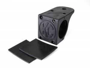"KC HiLiTES - KC HiLiTES Tube Clamp Mount Bracket Pair for 1.75"" to 2"" Round Light Bars - #73071 73071 - Image 3"