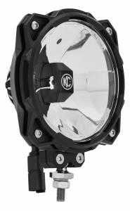 KC HiLiTES - KC HiLiTES Gravity LED Pro6 Single Pair Pack System Wide-40 Beam – #91305 91305 - Image 9