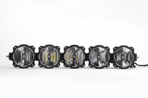 """KC HiLiTES - KC HiLiTES Gravity LED Pro6 5-Light 32"""" Universal Combo LED Light Bar - #91306 91306 - Image 3"""