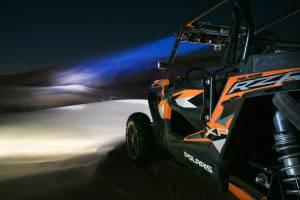 KC HiLiTES - KC HiLiTES Gravity LED Pro6 Polaris RZR 5-Light Combo LED Light Bar - #91309 91309 - Image 2