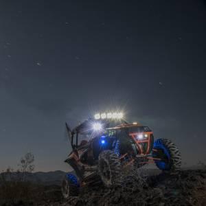 KC HiLiTES - KC HiLiTES Gravity LED Pro6 Polaris RZR 5-Light Combo LED Light Bar - #91309 91309 - Image 3