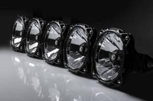 KC HiLiTES - KC HiLiTES Gravity LED Pro6 Polaris RZR 5-Light Combo LED Light Bar - #91309 91309 - Image 6