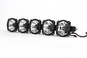 KC HiLiTES - KC HiLiTES Gravity LED Pro6 Polaris RZR 5-Light Combo LED Light Bar - #91309 91309 - Image 7