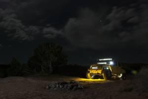 KC HiLiTES - KC HiLiTES Gravity LED Pro6 07-18 Jeep JK 8-Light Combo Beam LED Light Bar - #91313 91313 - Image 6