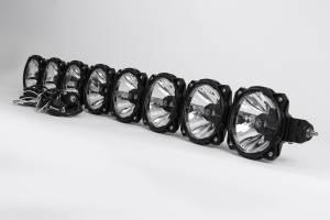 KC HiLiTES - KC HiLiTES Gravity LED Pro6 07-18 Jeep JK 8-Light Combo Beam LED Light Bar - #91313 91313 - Image 7