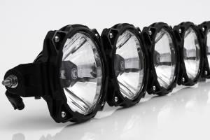 KC HiLiTES - KC HiLiTES Gravity LED Pro6 07-18 Jeep JK 8-Light Combo Beam LED Light Bar - #91313 91313 - Image 10