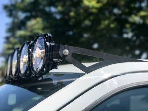 "KC HiLiTES - KC HiLiTES Gravity LED Pro6 15-19 Ford F-150/Raptor 9-Light 57"" LED Light Bar - #91333 91333 - Image 3"