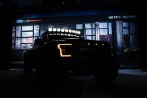 "KC HiLiTES - KC HiLiTES Gravity LED Pro6 15-19 Ford F-150/Raptor 9-Light 57"" LED Light Bar - #91333 91333 - Image 5"