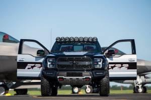 "KC HiLiTES - KC HiLiTES Gravity LED Pro6 15-19 Ford F-150/Raptor 9-Light 57"" LED Light Bar - #91333 91333 - Image 7"