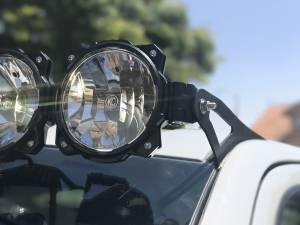 "KC HiLiTES - KC HiLiTES Gravity LED Pro6 15-19 Ford F-150/Raptor 9-Light 57"" LED Light Bar - #91333 91333 - Image 8"