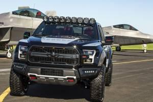 "KC HiLiTES - KC HiLiTES Gravity LED Pro6 15-19 Ford F-150/Raptor 9-Light 57"" LED Light Bar - #91333 91333 - Image 14"