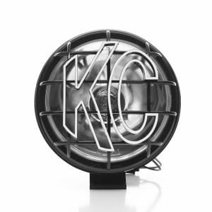 """KC HiLiTES - KC HiLiTES 6"""" Apollo Pro Halogen Pair Pack System - Black - KC #9150 (Spot Beam) 9150 - Image 4"""