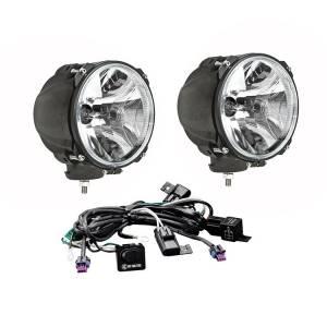 KC HiLiTES - KC HiLiTES Carbon POD 70W HID Spot Beam Pair Pack Light System - KC #96422 96422 - Image 4