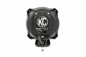 KC HiLiTES - KC HiLiTES Carbon POD 70W HID Spread Beam Single Light - KC #96427 96427 - Image 1