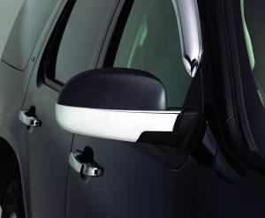 Auto Ventshade (AVS) - Auto Ventshade (AVS) CHROME MIRROR COVERS 687665 - Image 1