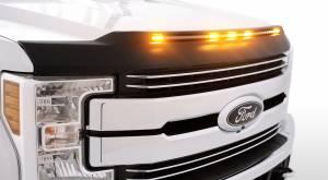 Auto Ventshade (AVS) - Auto Ventshade (AVS) Aeroskin LightShield Hood Shield 753135 - Image 4