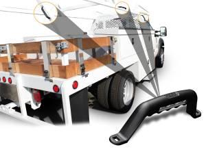 Carr - Carr Grab Handle Black. Corroision resistant die cast Aluminum 200031 - Image 1