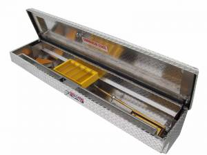 Brute - BRUTE Heavy Duty Side Mount / Rail Mount Truck Tool Boxes 70 inches RB172 - Image 3